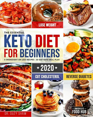 $12.99 • Buy The Essential Keto Diet For Beginners #2020: 5-Ingredient Affordable Recipes