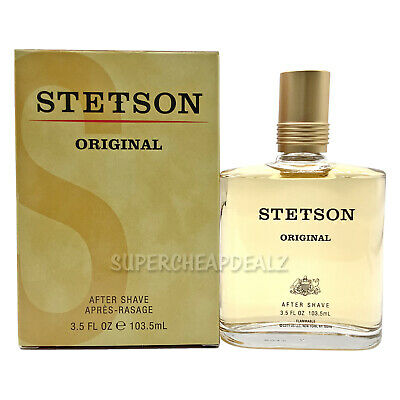 $10.75 • Buy Stetson Original By Coty For Men 3.5 Oz After Shave Splash NIB AUTHENTIC