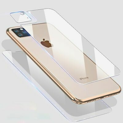 AU10.04 • Buy 9D Front Protector For IPhone 12 11 X XS XR Camera Temper Glass Full Body Screen