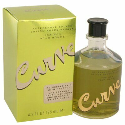 $18.33 • Buy CURVE By Liz Claiborne Aftershave For Men 4.2 Oz New In Box