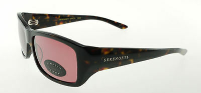 $149 • Buy SERENGETI SARCA Tortoise / Sedona Polarized Sunglasses 6966