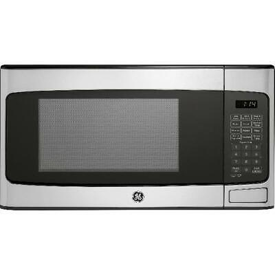 $129.99 • Buy Stainless Steel Microwave Oven 1.1 Cu. Ft. Home Kitchen Counter Top Appliance