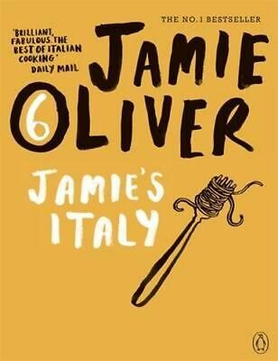 AU34.95 • Buy NEW Jamie's Italy By Jamie Oliver Paperback Free Shipping