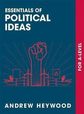 Essentials Of Political Ideas By Andrew Heywood (author) • 22.78£