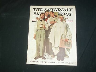 $ CDN75.19 • Buy 1936 Sep 26 The Saturday Evening Post Magazine - Norman Rockwell Cover- Sp 2483s