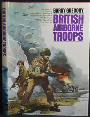 BRITISH AIRBORNE TROOPS 1940-45 WW2 Paratroopers Parachute Glider Commandos • 6.49£