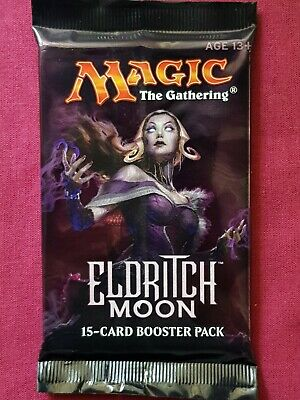 AU11.30 • Buy Magic The Gathering ELDRITCH MOON New Sealed Booster Pack MTG