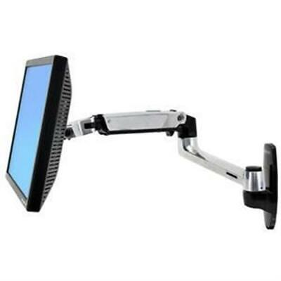 Ergotron LX Wall Mount Monitor Arm Number Of Screens Supported: 1 Lift: 33.0 Cm • 115.87£