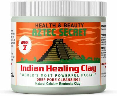 AU39.99 • Buy 😇Aztec Secret, Indian Healing Clay 1lb, Deep Pore Cleansing Facial & Body Mask