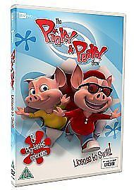 Pinky And Perky - License To Swill (DVD, 2009) • 2.25£