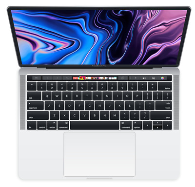 $1099 • Buy 2018 Apple 13  MacBook Pro  Touch Bar  2.3GHz I5/8GB/512GB Flash/Silver