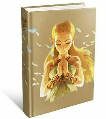 AU65.75 • Buy NEW The Legend Of Zelda: Breath Of The Wild The Complete Official Guide By Piggy