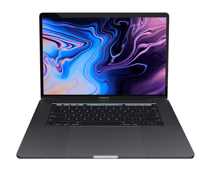 $1749 • Buy 2018 Apple 15  MacBook Pro 2.9GHz I9/32GB/512GB Flash/560X/Touch Bar/Space Gray
