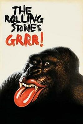 The Rolling Stones : Grrr - Maxi Poster 61cm X 91.5cm New And Sealed • 9.99£