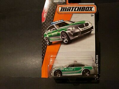 $3 • Buy Matchbox 2014 Bmw M5 Police