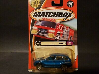 $3 • Buy Matchbox 2001 Bmw X5 Logo