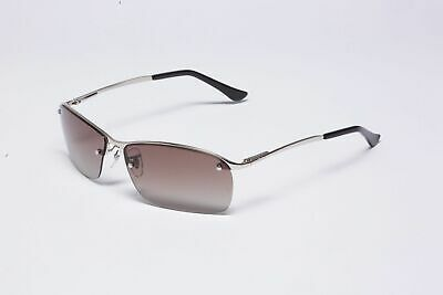 AU99.99 • Buy RayBan 3183 Sunglasses - Silver Gold Gradient - RB3183 003/8Z 63-15
