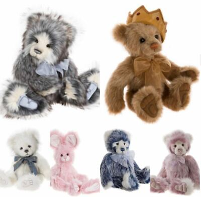 Charlie Bears Collection - Collectable Teddy Bears  • 68£