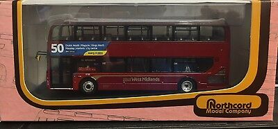 Northcord National Express West Midlands Alexander Dennis E400 Mmc Ukbus 6502 • 49.99£