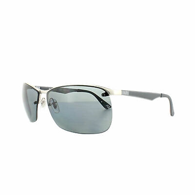 AU99.99 • Buy RayBan 3550 Sunglasses - Silver Grey Gradient - RB3550 019/81 64-15