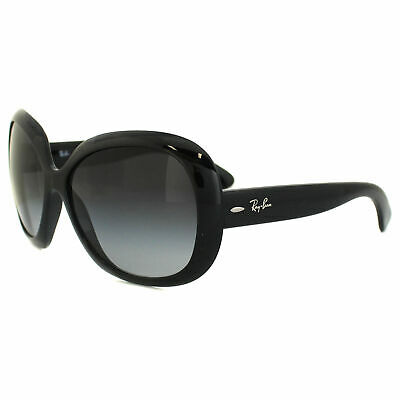 AU99.99 • Buy RayBan Jackie Ohh II Sunglasses - Black Grey Gradient - RB4098 601/8G 60-14