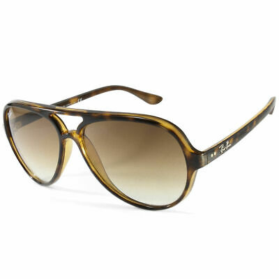 AU99.99 • Buy RayBan Cats 5000 Sunglasses - Tortoise Light Brown Gradient - 4125 710/51 59-13