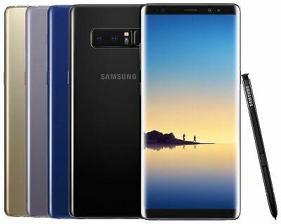 $ CDN463.04 • Buy Original 6.3  Samsung Galaxy Note 8 64GB Dual Camera 12MP  Unlocked  SmartPhone