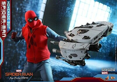 $219 • Buy Hot Toys 1/6 Scale Spider-Man (Homemade Suit Version) Figure  (preorder)
