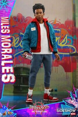 $209 • Buy Hot Toys 1/6th Miles Morales Figure Spider-man: Into The Spider-verse(preorder )