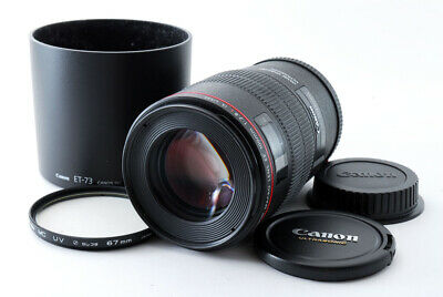AU1455.86 • Buy [Near Mint] Canon MACRO LENS EF 100mm F2.8 L IS USM Tested From Japan #7597