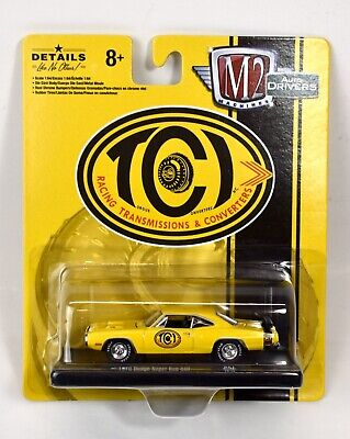 $ CDN21.99 • Buy M2 Machines 1970 Doge Super Bee 440 Yellow TCI Racing Transmissions & Converters