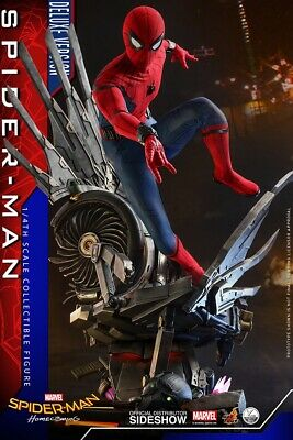 $529 • Buy Hot Toys Spider-Man: Homecoming 1/4th Spider-Man (Deluxe Version) Preorder