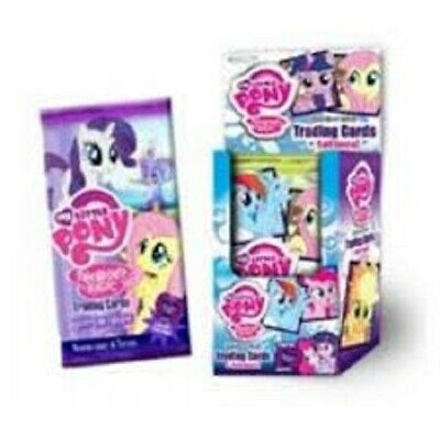 My Little Pony Trading Cards 24 Pack Booster Box Brand New & Sealed • 9.95£