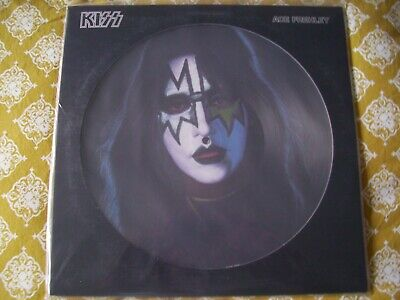 Kiss Ace Frehley 12 Picture Disc New  • 17.50£