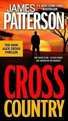 AU23.95 • Buy NEW Cross Country By James Patterson Paperback Free Shipping