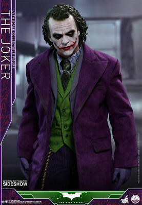 $899.99 • Buy Sideshow Collectibles Hot Toys Exclusive Dc Joker The Dark Knight 1/4 Scale