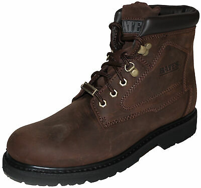 £56.62 • Buy Bates 44115 Mens Copper Trail Motorcycle Boots FAST FREE USA SHIPPING