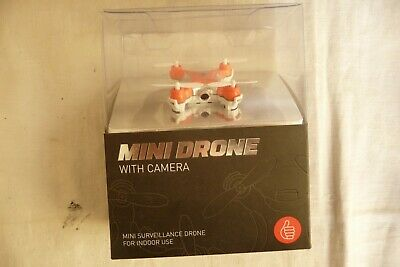Mini Drone With Camera For INDOOR USE THUMBS UP Quad Copter 4 Channel 6-Axel. U3 • 25£
