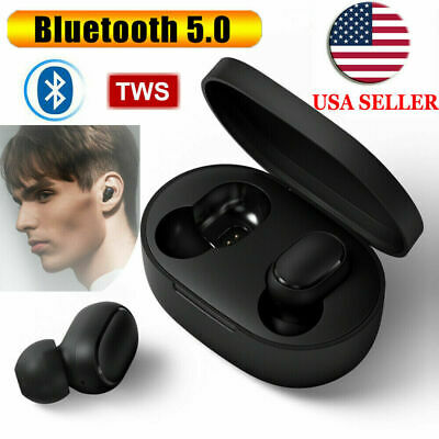 $24.95 • Buy Xiaomi Redmi Airdots TWS Wireless Bluetooth5.0 Active Earbuds Stereo Headset MIC