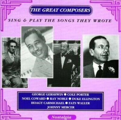 Great Composers Sing Play Their Songs • 7.05£