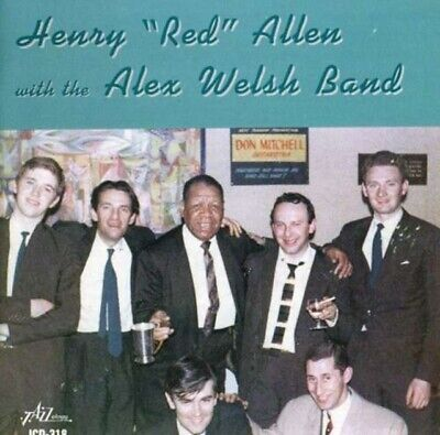 With Alex Welsh Band • 13.35£