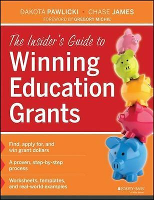 $ CDN18.73 • Buy Insider's Guide To Winning Education Grants By Dakota Pawlicki, Chase James And