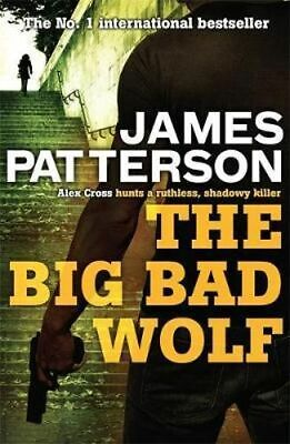 AU24.80 • Buy NEW The Big Bad Wolf By James Patterson Paperback Free Shipping