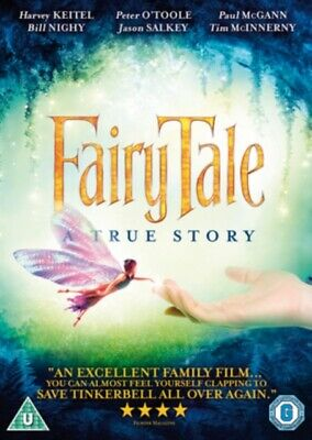 NEW Fairytale - A True Story DVD • 6.93£