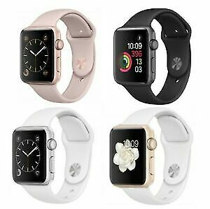 $ CDN173.95 • Buy Apple Watch Series 1 GPS - Space Gray Silver Gold Rose Gold - 38MM 42MM