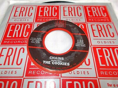 AU12.99 • Buy Cookies - Chains / Don't Say Nothing Bad About My Baby- Us 7  Vinyl -soul - R&b