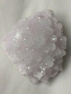 $12.50 • Buy Lavender Light Purple Amethyst Quartz Natural Crystal Small Cluster 2  Standing