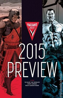 Valiant Next 2015 Preview FN 2014 Stock Image • 1.57£