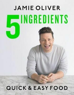 AU41.75 • Buy NEW 5 Ingredients By Jamie Oliver Hardcover Free Shipping