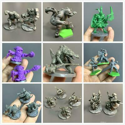 AU6.66 • Buy Dungeons & Dragons Super Dungeon Explore D & D Miniatures Board Game Figures Toy